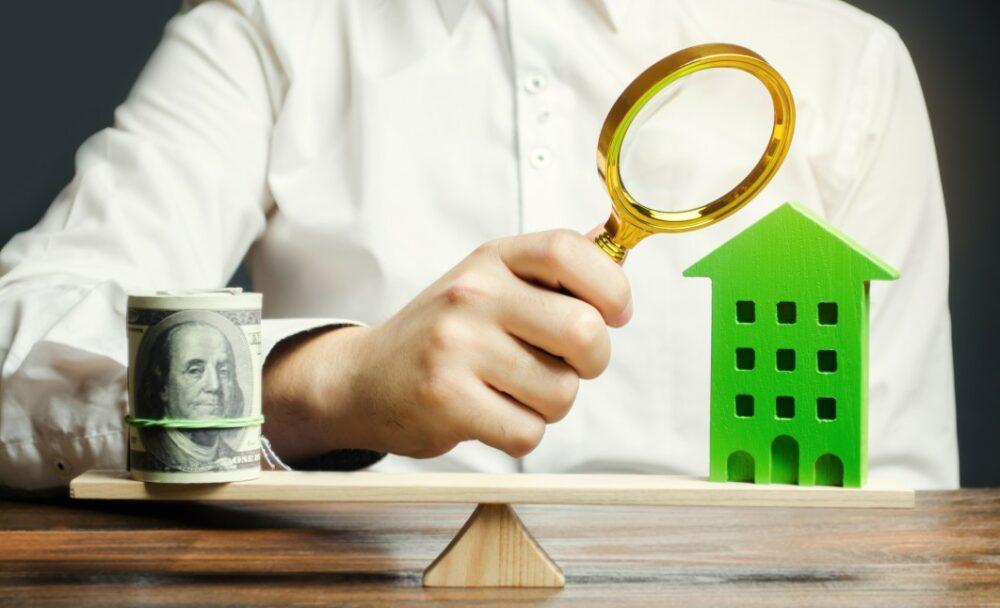 Evaluateur immobilier