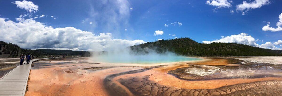 Parc Yellowstone