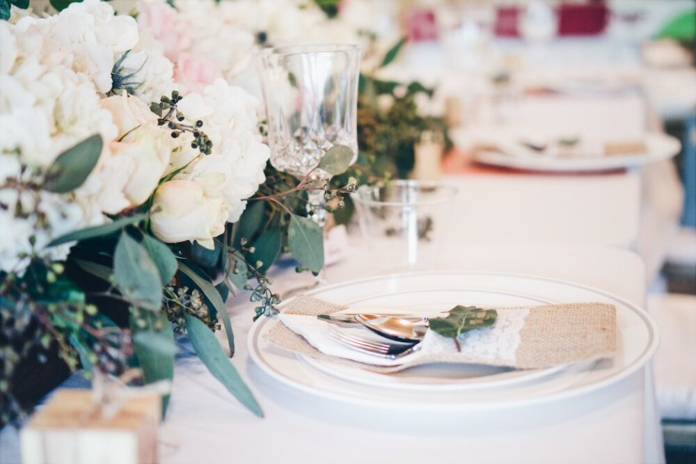 décoration fleur mariage