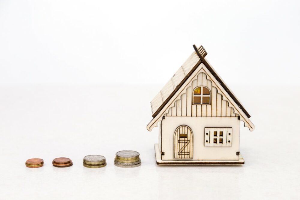 maison mise en vente